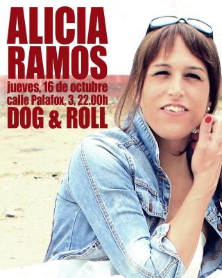 Cartel de Alicia Ramos