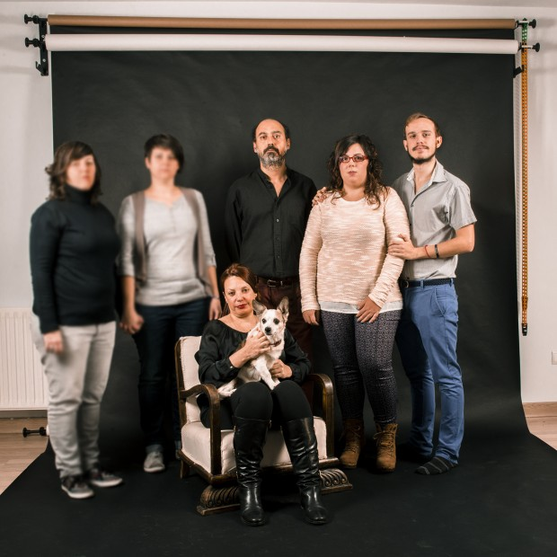 Retrato de Familia, de Laura Ramírez