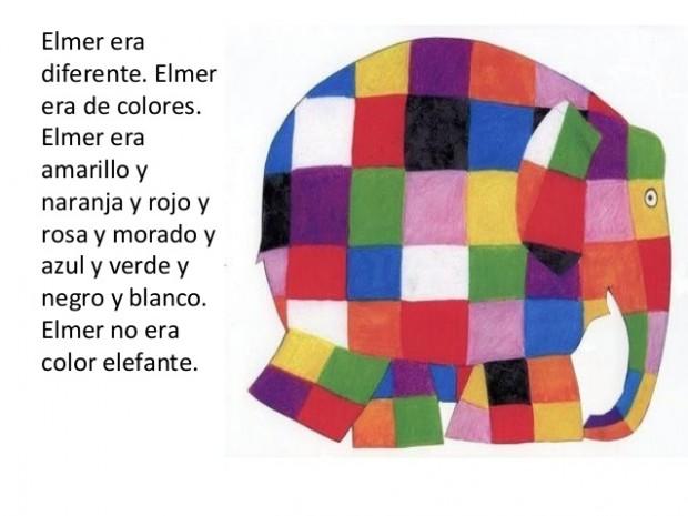 Elmer El elefante