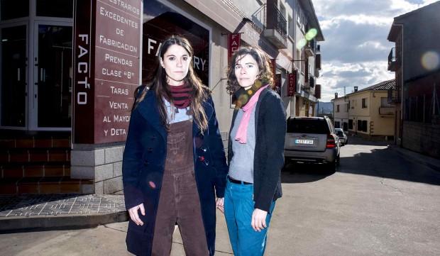 Laura y Susana. Foto de Laura Ramírez