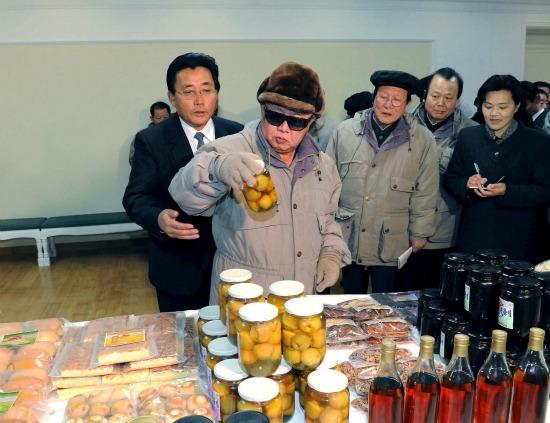 Fotografía facilitada por la agencia norcoreana (KNCA) (EFE)