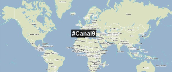 Trendsmap Canal9