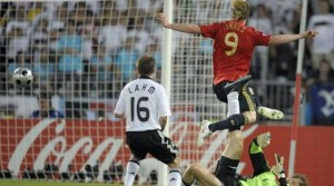 Torres ante Alemania