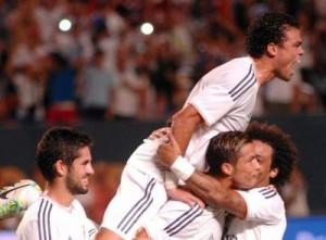 Gol de Cristiano con el Madrid
