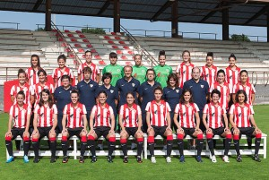 Plantilla Athletic femenino