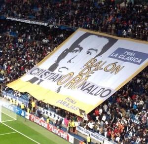 Tifo Cristiano Ronaldo