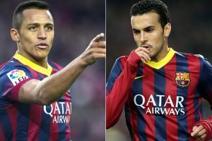 Pedro y Alexis