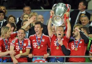 Bayern levanta la Champions
