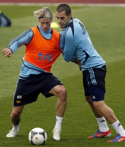 Negredo y Torres
