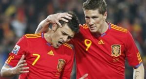 Villa y Torres con España