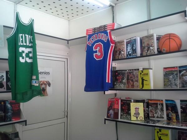 Caseta JC Feria del Libro