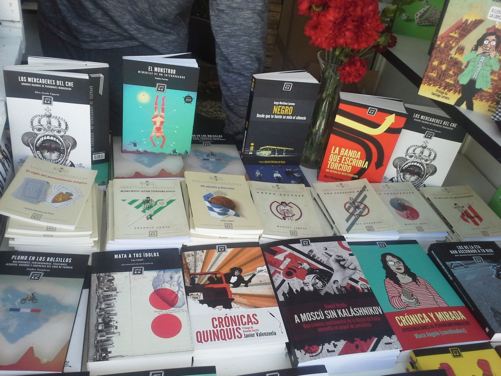 Hooligans ilustrados, Libros del KO (RAÚL RIOJA)