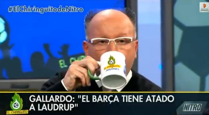Gallardo y Laudrup