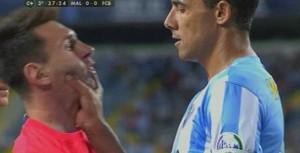 Messi y Weligton