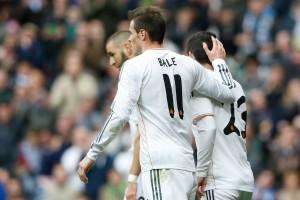 Bale e Isco