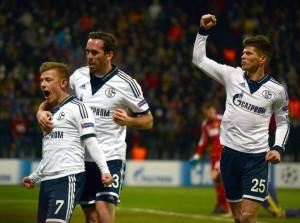 Gol del Schalke