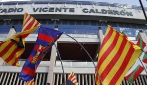 Final de Copa en el Calderón