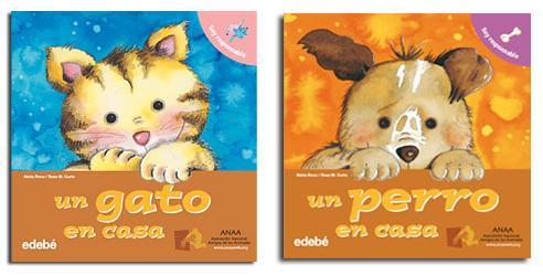 Libros educativos | Material didáctico y libros para niños | ANAA - Asociación Nacional de Amigos de los Animales_1368567005751