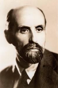 El escritor en una imagen de archivo.