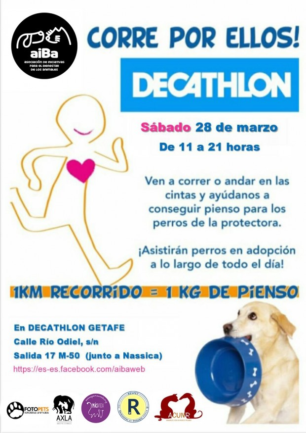 Cartel decathlon modificado