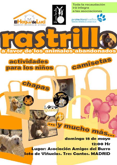 Rastrillo solidario este domingo en madrid en busca de - Rastrillos de muebles en madrid ...