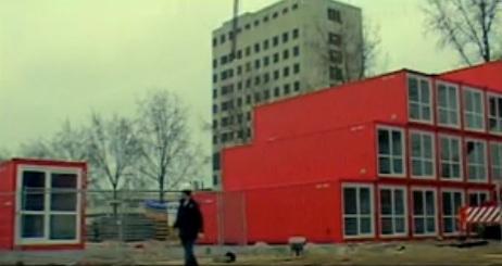 C mo vivir en un contenedor de mercanc as arquitectaci n - Vivir en un contenedor ...