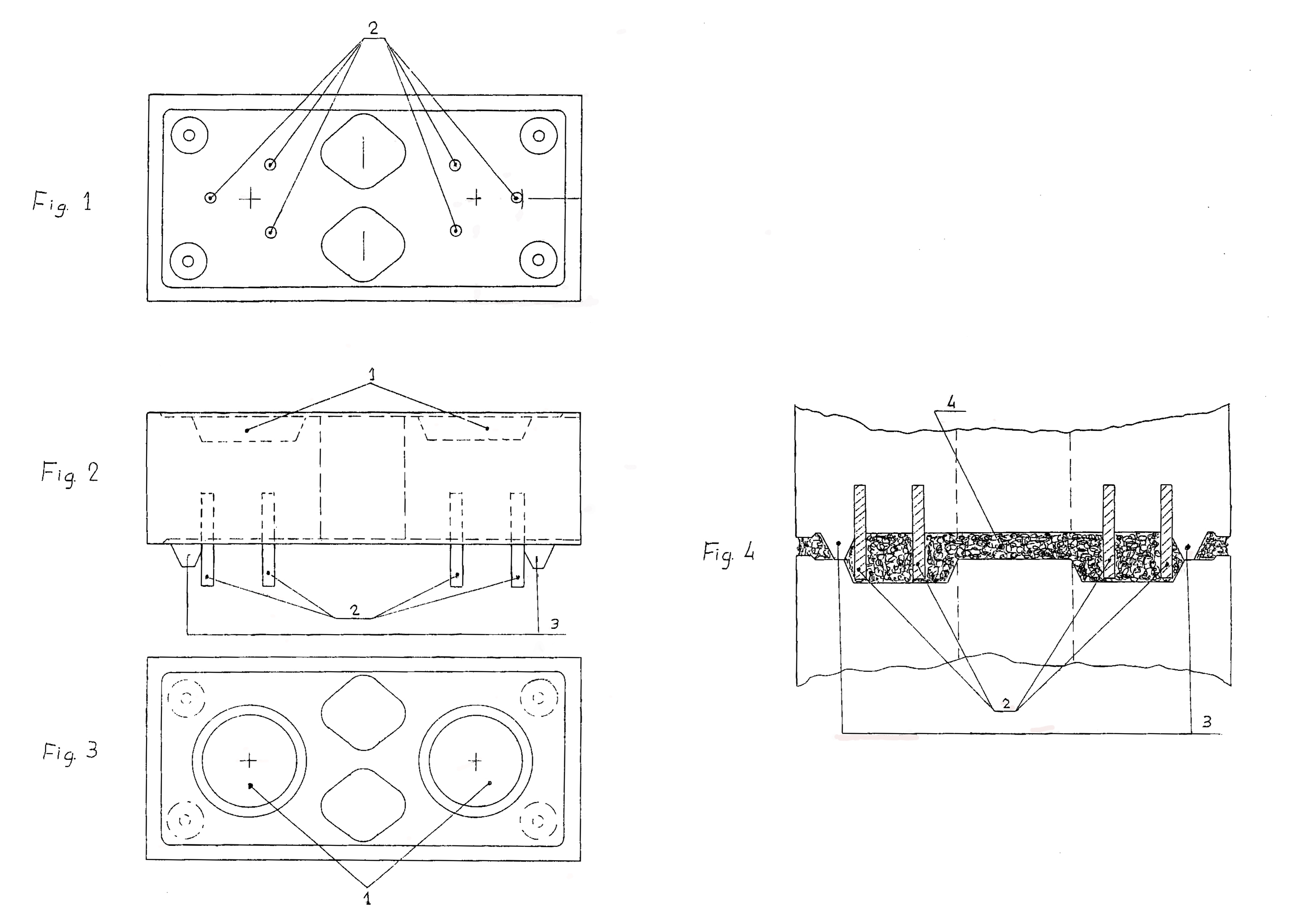 Foto de los ladrillos patentados, gentileza de ladrilloantisísmico.com