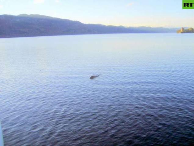 La foto más nítida del monstruo del Lago Ness, ¿cómo dudar de su existencia?