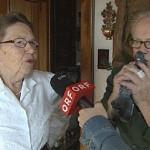 Los Reiterer cuentan su historia en una televisión austriaca.