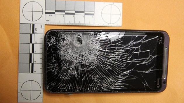 Salva la vida gracias a su 'smartphone'