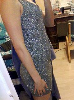 El vestido de la discordia.