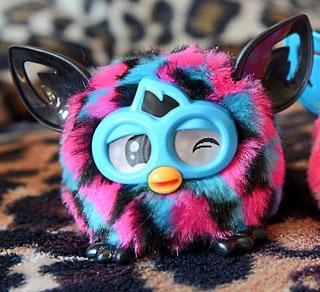El 'Furby poseído'.
