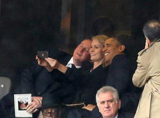 El polémico 'selfie' de Obama (Foto: GTRES)