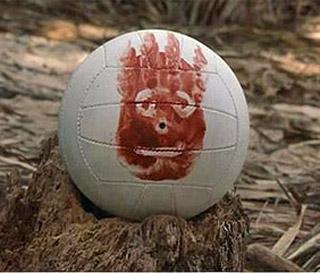 'Wilson', una pelota famosa.