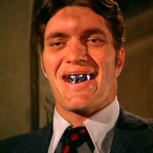 'Tiburón', el famoso villano de la saga James Bond.