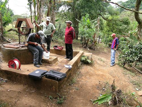 Estación hidrográfica La Esperanza