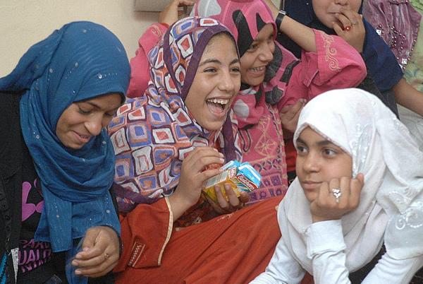 Proyecto de formación profesional de jóvenes en Egipto - Plan Internacional