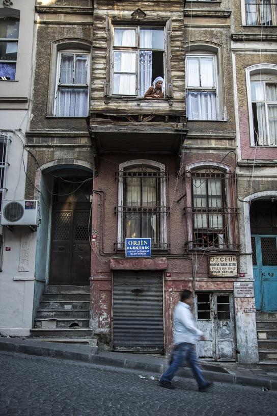 Refugiados en Estambul. Turquía (© Susana Girón).