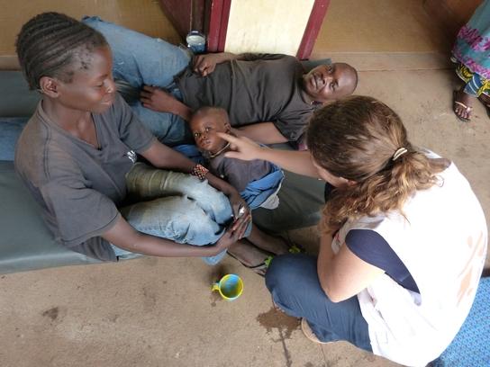 Hospital Comunitario de Bangui (© Samuel Hanryon/MSF).
