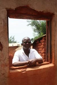 Pascal Nyandwi, doctor y voluntario de Cruz Roja en Burundi