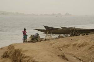 El río Senegal. (Jesús López Santana).