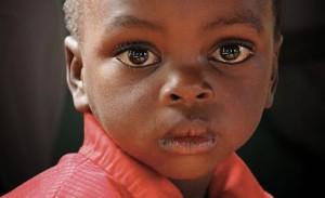 """Iridé, un """"niño milagro"""" que llegó tras 17 años de matrimonio (UNICEF)."""