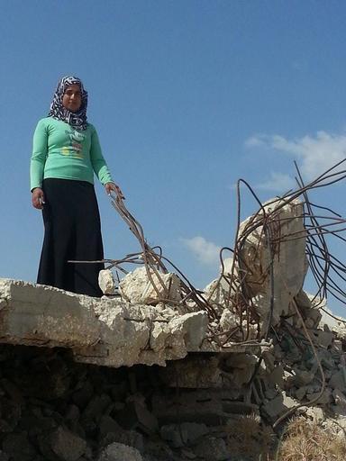 Randa. Territorios Palestinos Ocupados. Fotografía MSF