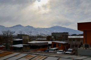 Maternidad de MSF en Kabul. Fotografía de Mathilde Vu/MSF