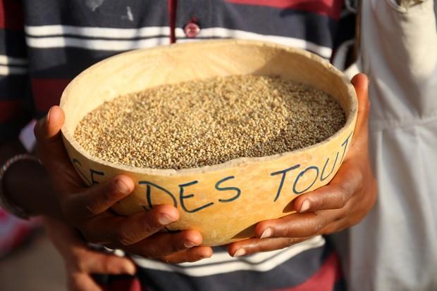 Saré Yoba, un pueblo para los niños