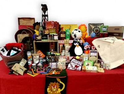 Productos de comercio justo. Foto de la web comerciojusto.org