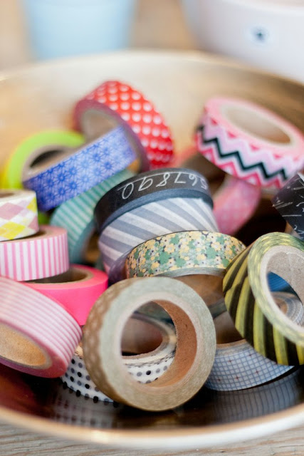 Cestas de washi tape-superfluo imprescindible