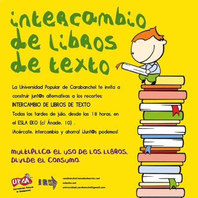 Intercambio-Libros Carabanchel