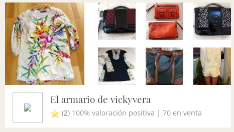 Chicfy, el gran mercadillo virtual