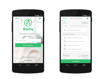 App Helpling_Android